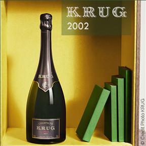 Krug 2002 : Hommage à la nature