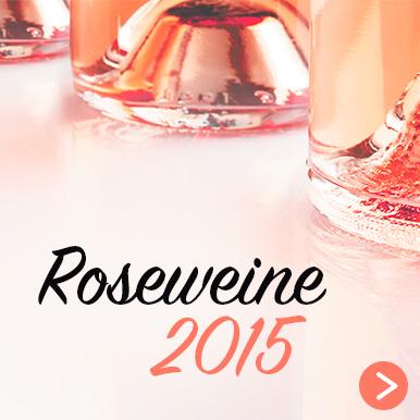 Roseweine 2015
