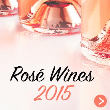 Rosé Wines 2015