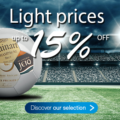Light prices up to 15% off