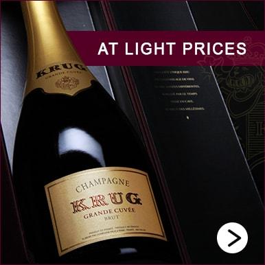 Krug at Light Prices