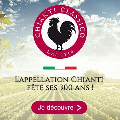 Chianti Classico 300ème anniversaire