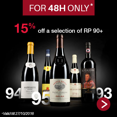15% off a selection of RP 90+