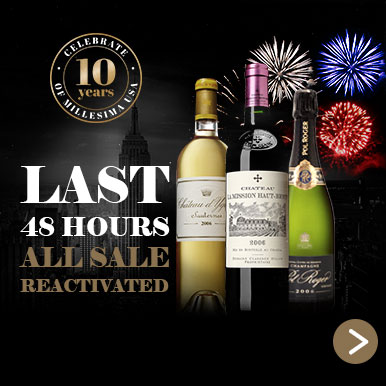 Celebrate 10 years of Millesima USA
