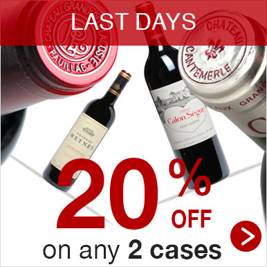 20% off on any 2 cases
