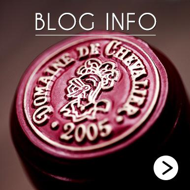 Domaine Chevalier Blog Info