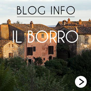 Blog Info Il Borro