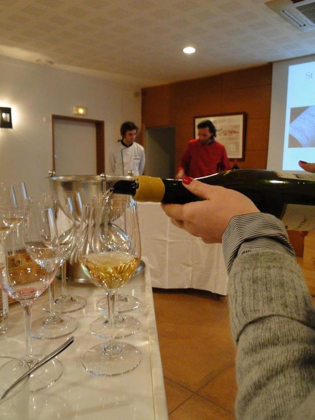 afterwork gastronomique - Janvier 2014