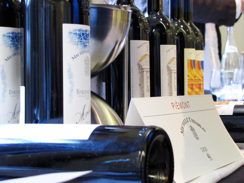 Degustation panorama Italie 2015