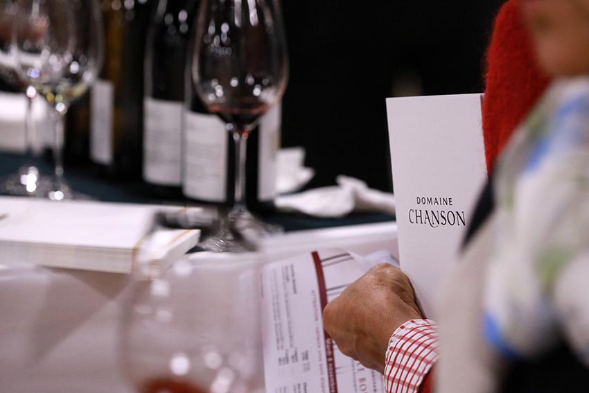 Degustation panorama Bourgogne 2016