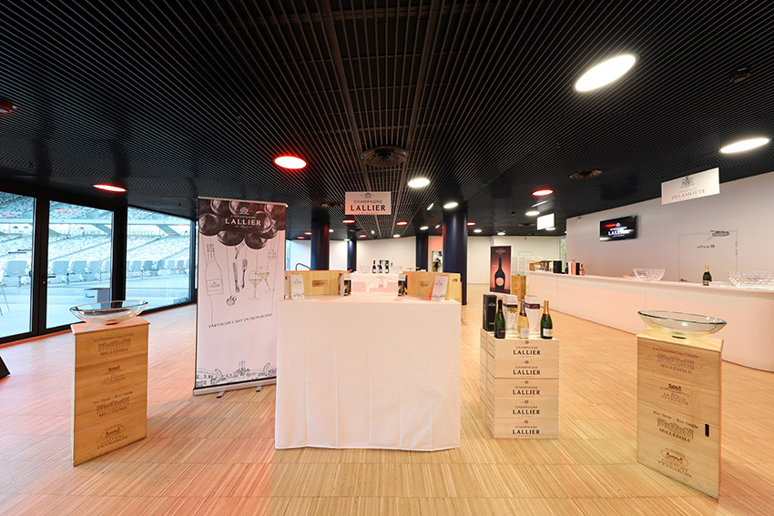 Dégustation panorama Champagne 2017