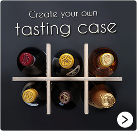 Create your own tasting case