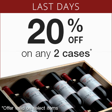 20% on any 2 cases