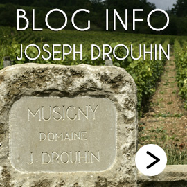 Joseph Drouhin Blog Info