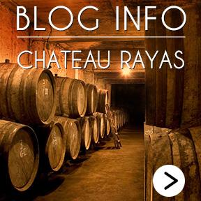 Chateau Rayas Blog Info